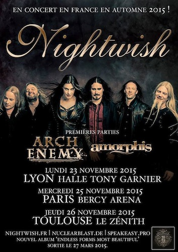 Nightwish_-_Amorphis_-_Arch_Enemy_Toulouse_-_Zenith_20151126