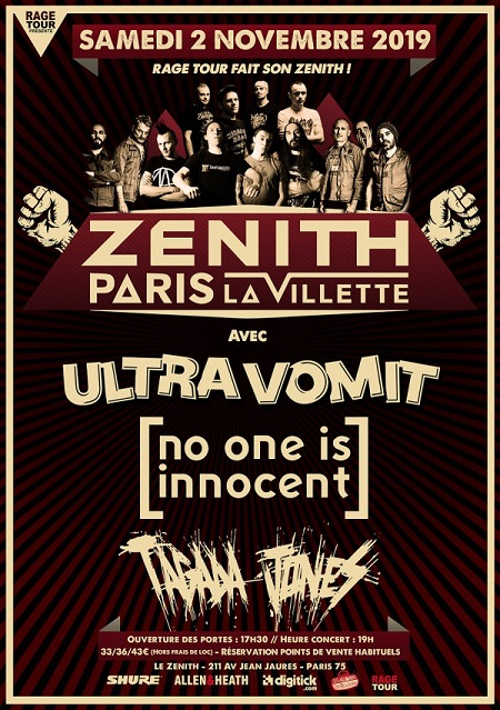 Ultra_Vomit_Paris_-_Zenith_20191102